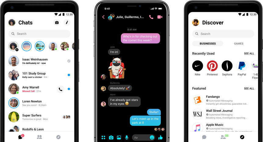 messenger_darkmode_bloggonsite